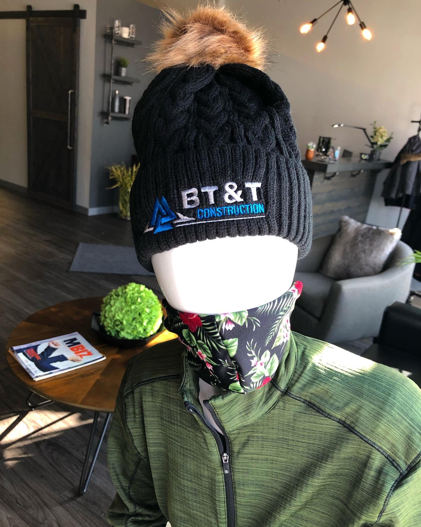 ladies-winter-hat-beanie-faux-pom-corporate-concepts-ltd