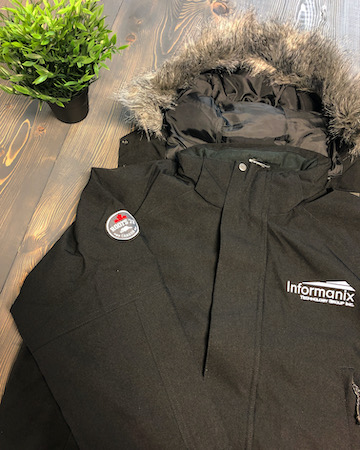 Roots Winter Jacket Parka